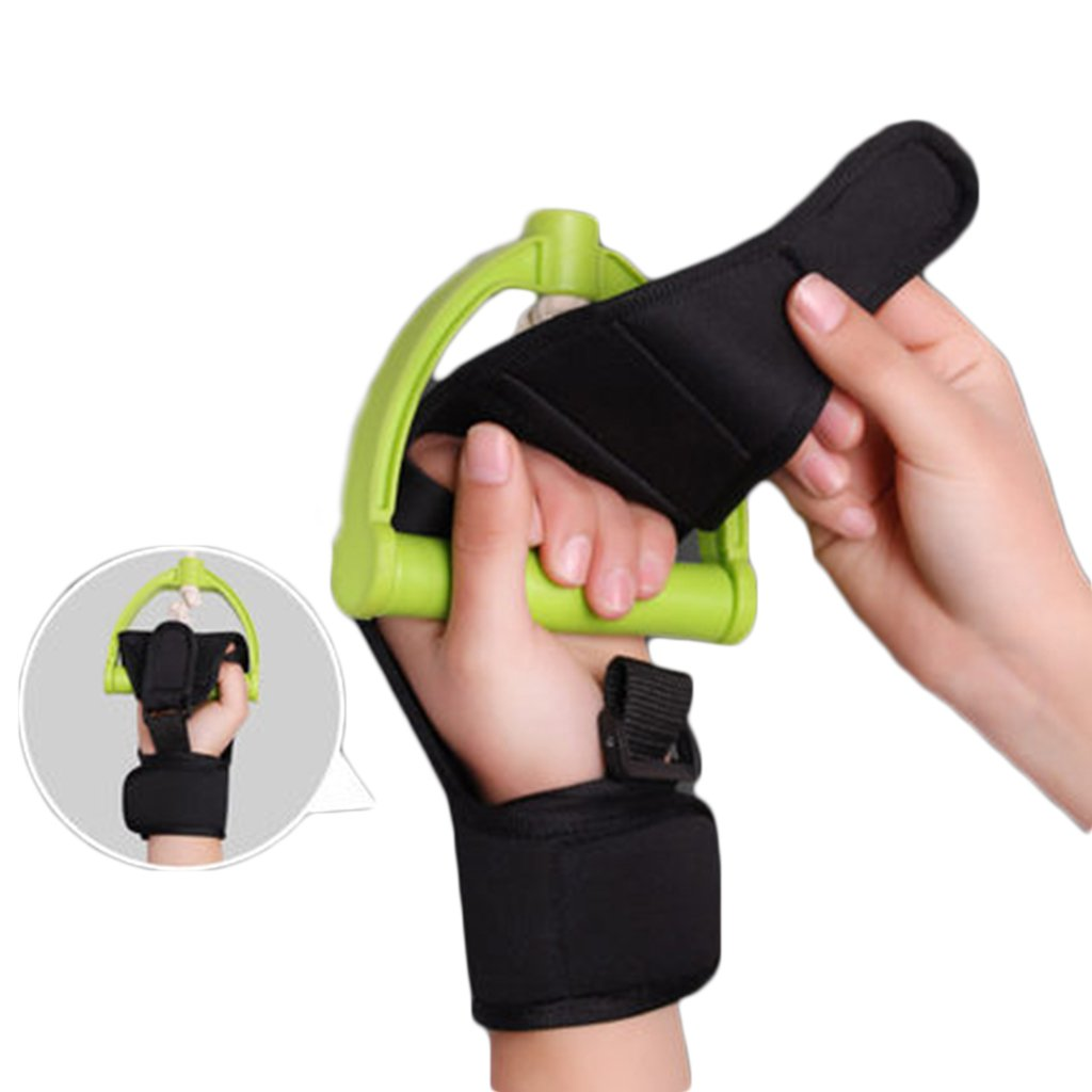 LLN Finger Training Fixed Gloves Rehabilitation Aid Gloves Resuscitation Exercise Equipment Suitable For Elderly Stroke Hemiplegia