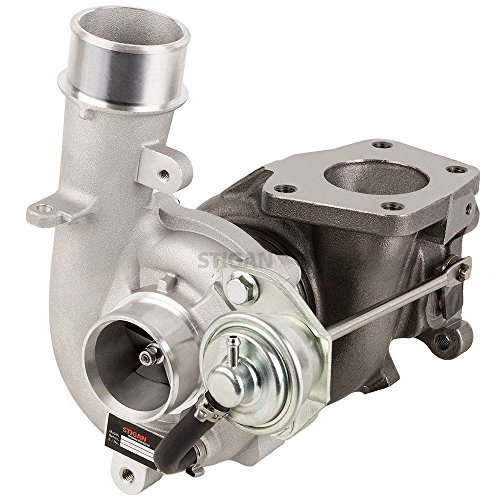New Stigan Turbo Turbocharger For Mazda Mazdaspeed 3 & 6 MS3 MS6 - Stigan 847-1064 NEW