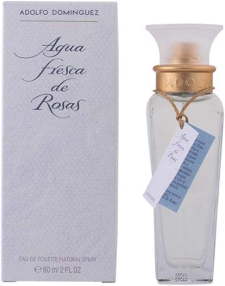 Adolfo Dominguez Agua Fresca de Rosas EDT 60 ml VP.