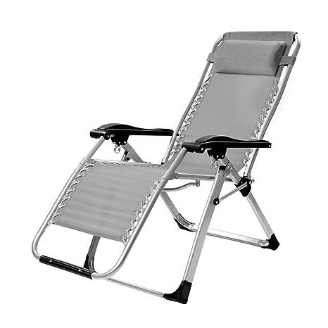 WENYAO YAXIAO-Silla Plegable Sillón reclinable Silla ...