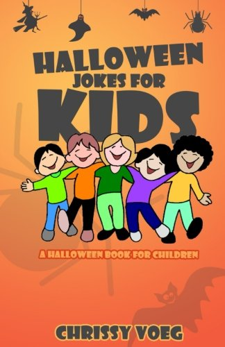 Halloween Jokes for Kids: A Halloween Book for -