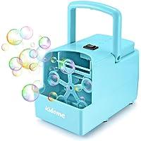 KidoMe Máquina de Burbujas Portátil, Automatic Máquina