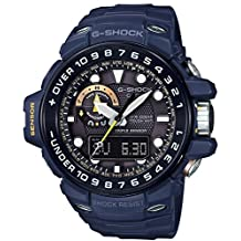 CASIO G-SHOCK MASTER OF G GULFMASTER IN NAVY BLUE GWN-1000NV-2AJF MENS JAPAN IMPORT