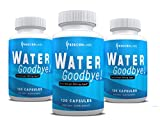 Water Pills for Weight Loss & Bloating | Fastest-Acting Natural Diuretics for Water Retention with Dandelion | For Women and Men | 120 Capsules