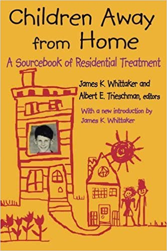 Book Children Away from Home: A Sourcebook of Residential Treatment (2009-02-28)