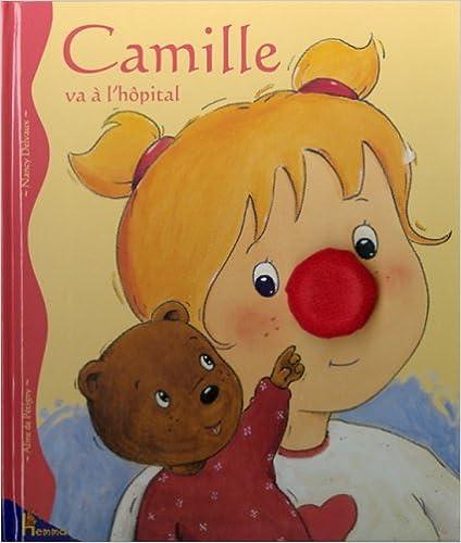 Lire Camille va à l'hôpital pdf