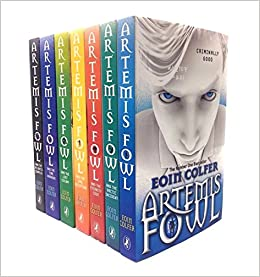 Artemis Fowl Pack, 7 Books, Rrp 48.93 (artemis Fowl; Time Paradox; Atlantis ... Descargar PDF