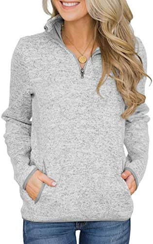Arainlo Casual Sweatershirt Sleeve Pullover product image