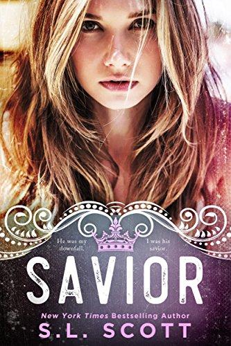 Savior (The Kingwood Duet Book 2) cover
