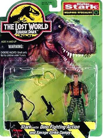Stark Park (Jurassic Park The Lost World Dieter Stark)