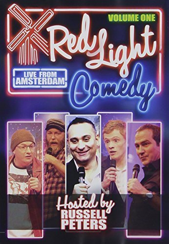 (Red Light Comedy: Live From Amsterdam 1 by Brandon Burns)