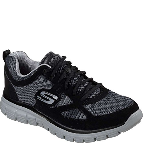 Skechers Black 52635 Skechers Burns Agoura 52635 Agoura Burns Agoura Skechers Black Burns wPq0AaxF