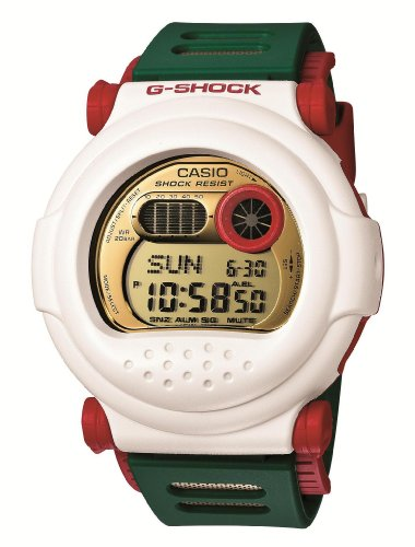 CASIO G-Shock watch Winter Gold Series Gold Series Winter G-001CB-7JF Men LIMITED