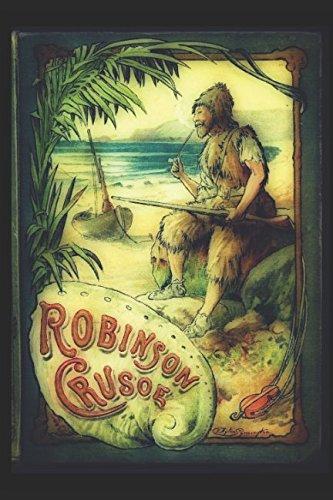 Robinson Crusoe (Illustrated)