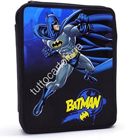 Maxi estuche Batman 2 cremallera: Amazon.es: Oficina y papelería