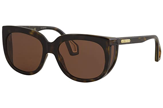 Amazon.com: Gucci GG0468S 002 Havana GG0468S - Gafas de sol ...