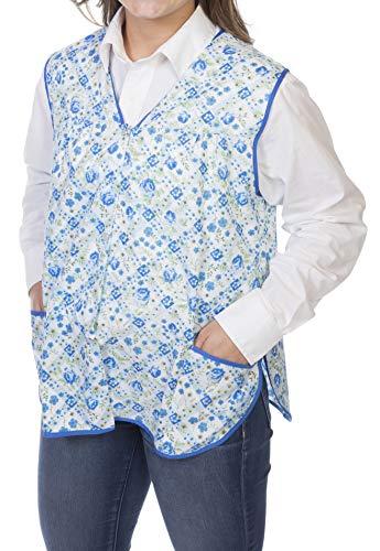 oly Cobbler Apron,Diamond Blue,3X ()