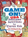 Game On! USA: Awesome Activities for Clever Kids