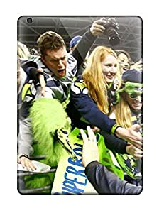 Excellent Ipad Air Case Tpu Cover Back Skin Protector Seattleeahawks