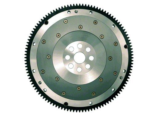 Fidanza 130851 Flywheel for Toyota Corolla, Aluminum