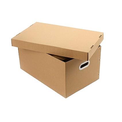 KKCF-HE Cajas De Cartón Grande Tablero Duro 5 Capas De Cartón Corrugado Paquete Plano