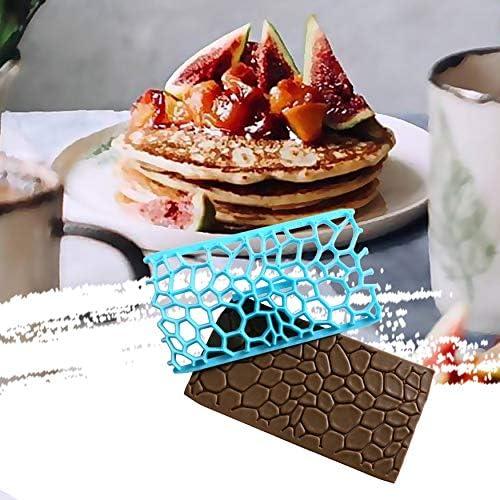 Moule /à g/âteau doux D/écoration de g/âteau en plastique Moule /à chocolat 54053 Quyi Sceau artisanal Moule /à g/âteau imprim/é Bijoux r/éutilisables
