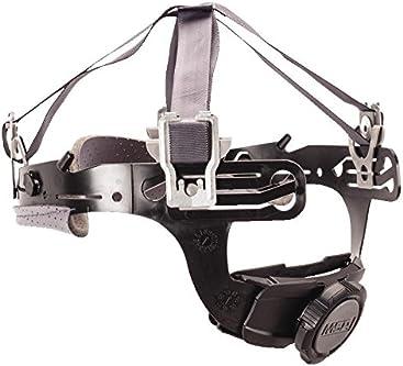6-Feet MSA 10023970 Diamond Twin-Leg Energy-Absorbing CSA-Certified Lanyard with 36CS Swivel Snap Hook and Two 36C Steel Snap Hooks