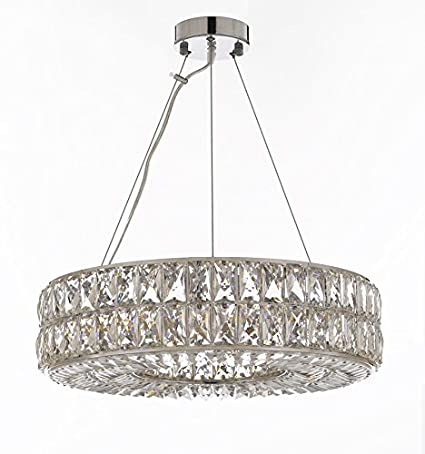 Crystal spiridon ring chandelier chandeliers modern contemporary crystal spiridon ring chandelier chandeliers modern contemporary lighting pendant 20 wide good for mozeypictures Image collections