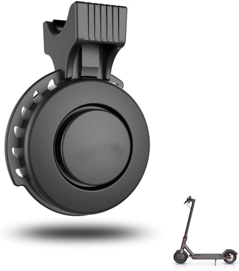 ABEDOE Mini Campana de Bicicleta Eléctrica Compatible para Scooter ...