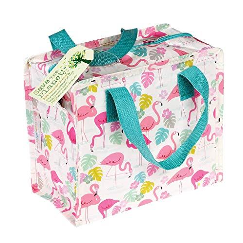 Rex London Eco Recycled Flamingo Bay Storage School Lunch Swim Shoe Charlotte Bag Toy Tidy