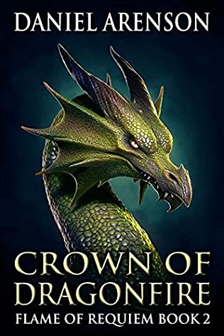 book cover of Crown of Dragonfire