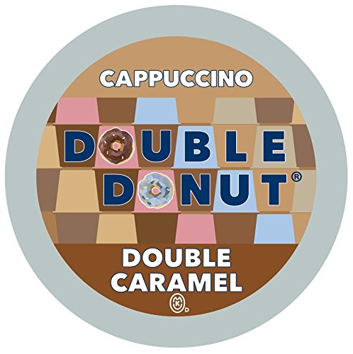double-donut-double-caramel-cappuccino-single-serve-cups-for-keurig-k-cup-brewers-24-count