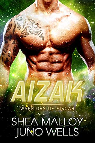 Aizak: Warriors of Fisoar: Sci-fi Alien BBW Romance (Sexy Female Marine)