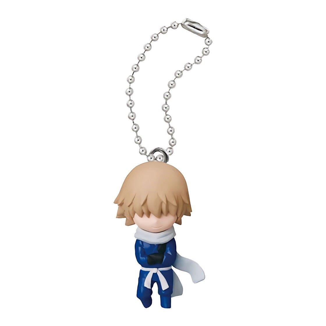 Part 01 Hattori Zenzou Figure Keychain Gintama Swing Tsuiten No Kaaaa