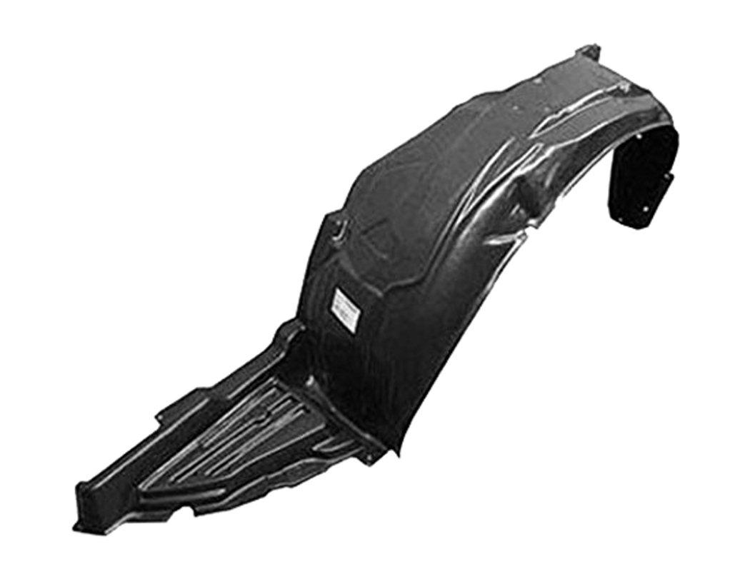 Partslink Number SU1250103 OE Replacement Subaru Legacy Front Driver Side Fender Splash Shield