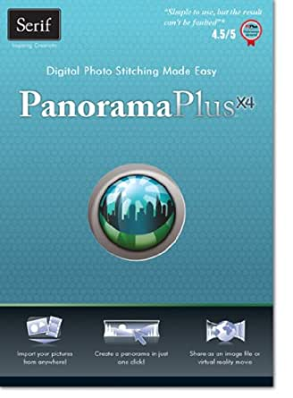 Serif PanoramaPlus X4 [Download]