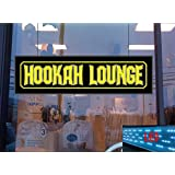 Hookah Lounge LED Light Up Sign