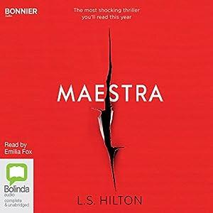 Maestra Audiobook