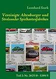 Vereinigte Altenburger und Stralsunder Spielkartenfabriken, Leonhard Stork, 3837060993