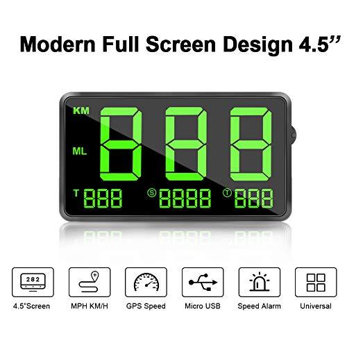 Top 10 Recommendation Gps Speedometer Car With Odometer