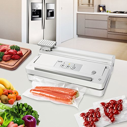 Buy vacuum sealer not vacuuming