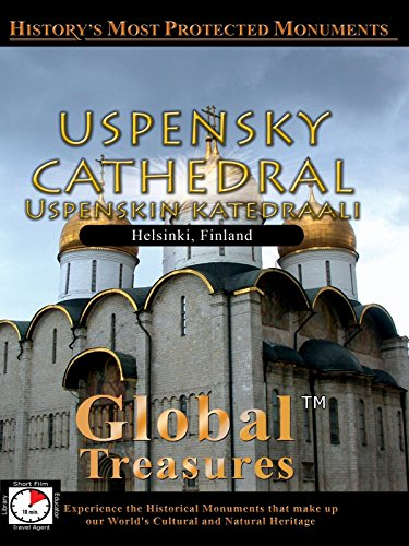 (Global Treasures - Uspenki Cathedral - Uspenskin Katedraali,)
