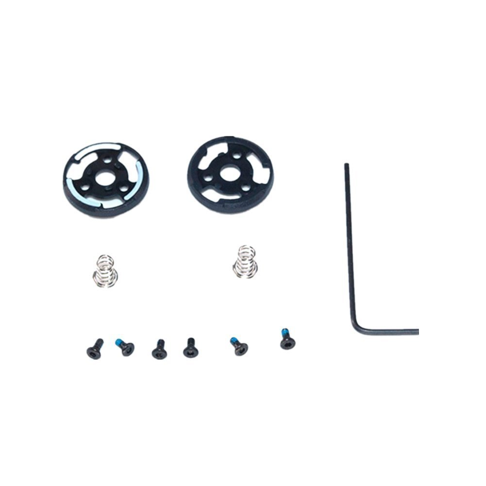 1 Pair of Mount Base Installation Kits for DJI Mavic Pro Quick Release Propellers Base 8330F Taoke