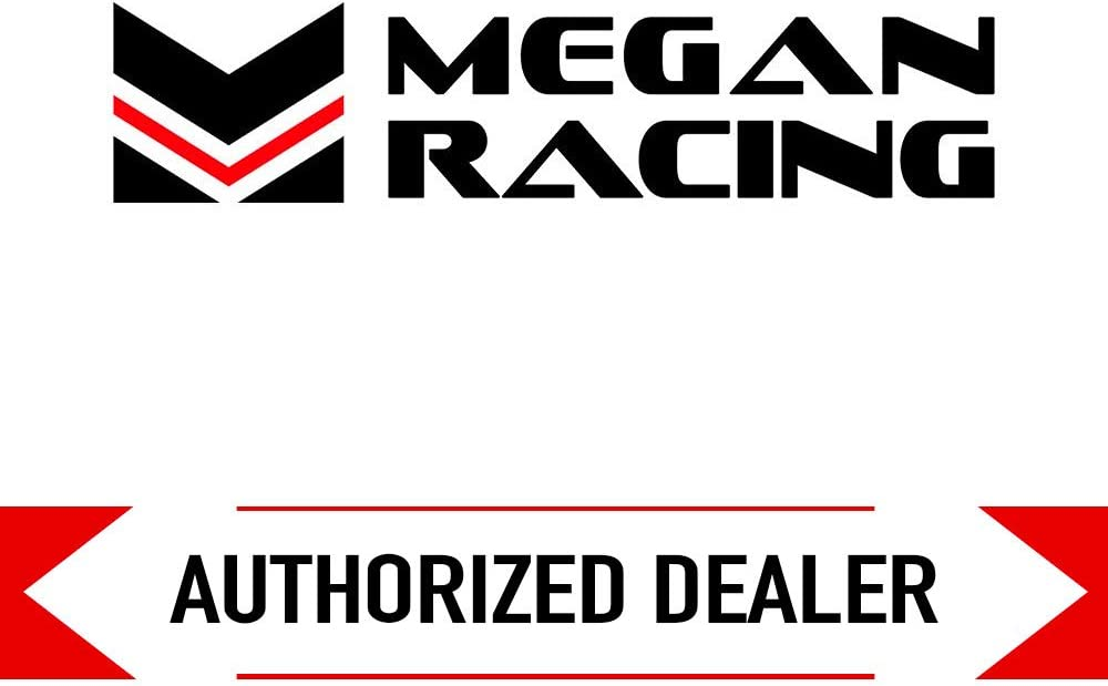 Megan Racing MR-CBS-N3003RL Cat-Back Exhaust System