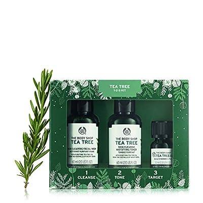 The Body Shop Tea Tree Oil, for Blemish-Prone Skin, 100% Vegan