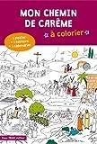 Mon chemin de Carême à colorier