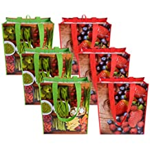 Planet E Reusable Shopping bag Pack of 6
