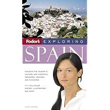 Fodor's Exploring Spain, 8th Edition