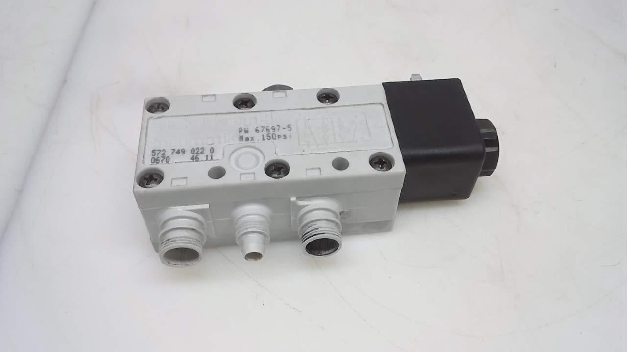 Rexroth PW 67697 5 Solenoid Valve T114187 Amazon Industrial Scientific