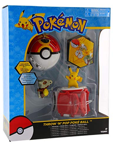 Tomy Pokemon Throw 'N'